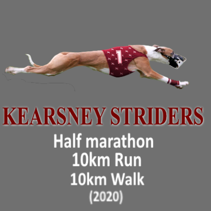KEARSNEY STRIDERS 2020