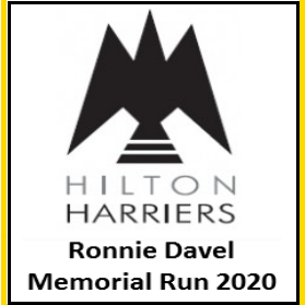 RONNIE DAVEL MEMORIAL 2020