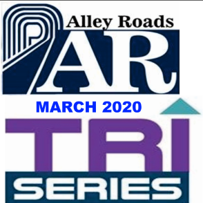 ALLEY ROAD TRIATHLON March 2020