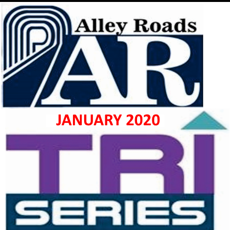 ALLEY Rd TRIATHLON incl KZN CHAMPS 2020